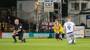 Cambridge United vow to identify and ban supporters that booed taking the  knee at the Abbey Stadium